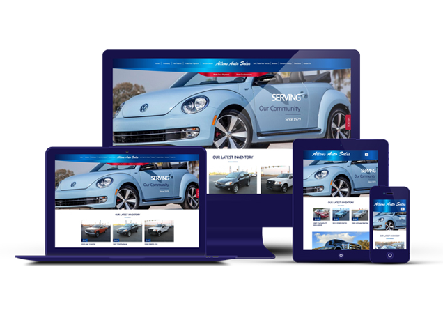 Custom Car Dealership Websites