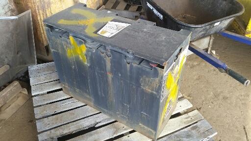 Batteries (Steel Cased/Industrial)