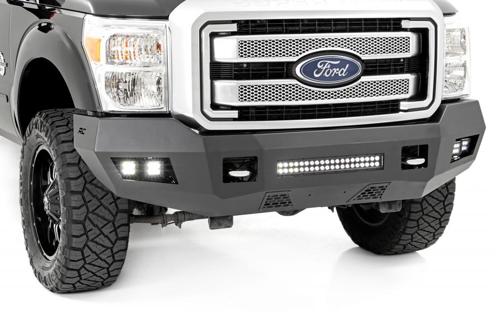 Ford Heavy-Duty Front LED Bumper (11-16 F-250/F-