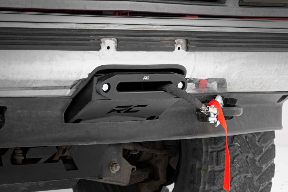 GM Hidden Winch Mounting Plate (88-98 1500 PU /