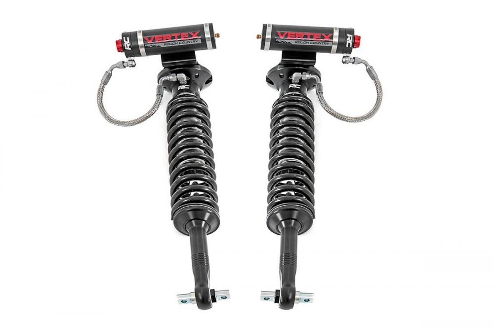 GM Front Adjustable Vertex Coilovers (07-18 Silv
