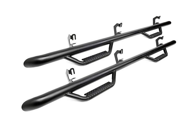 Nissan Cab Length Nerf Steps (16-20 Titan XD Cre