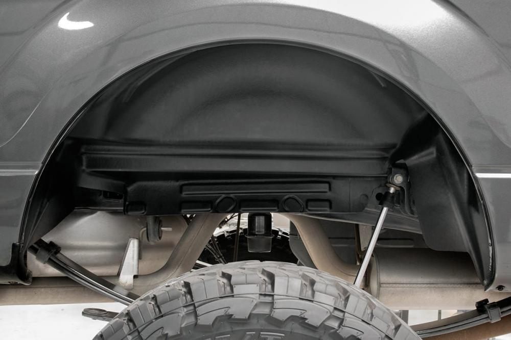 Chevrolet Rear Wheel Well Liners (99-06 1500/250