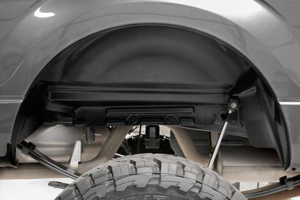 Dodge Rear Wheel Well Liners (09-18 Ram 1500/ 09