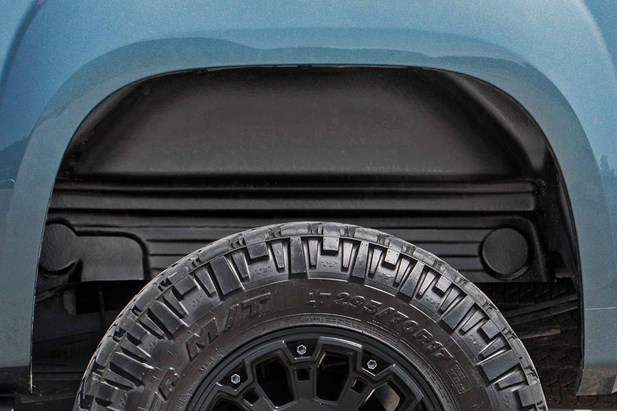 GMC Rear Wheel Well Liners (07-13 1500 / 07-10 H