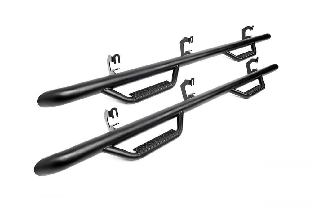 Dodge Wheel to Wheel Nerf Steps (10-18 Ram 2500/