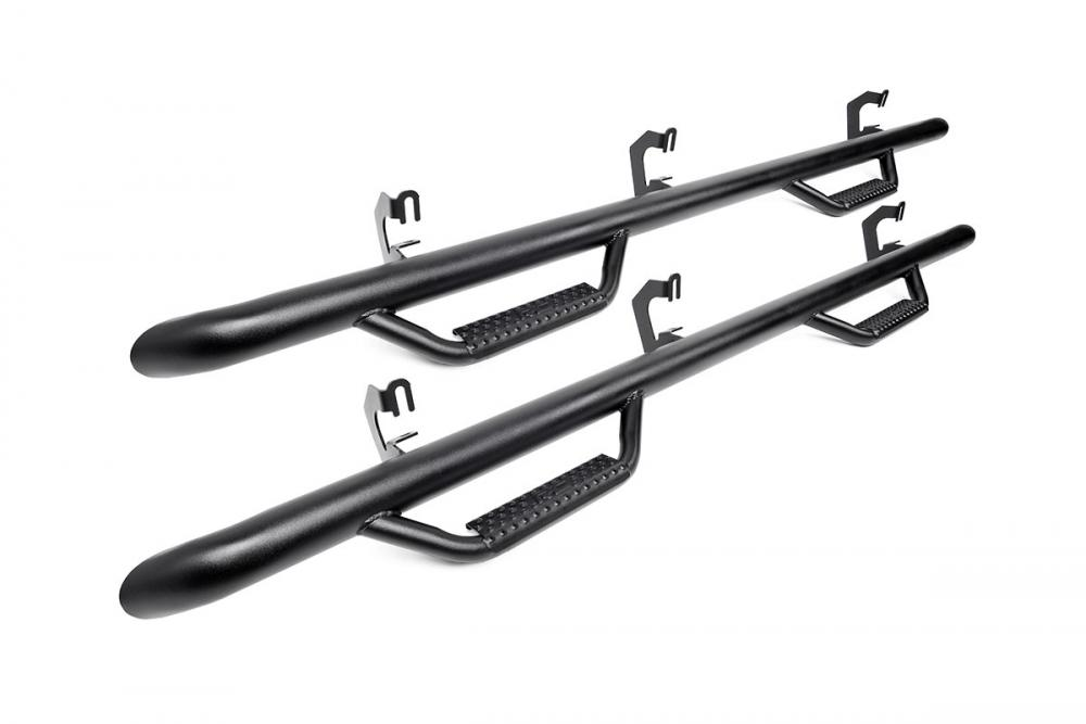 Ford Cab Length Nerf Steps (99-16 F-250/350 Supe