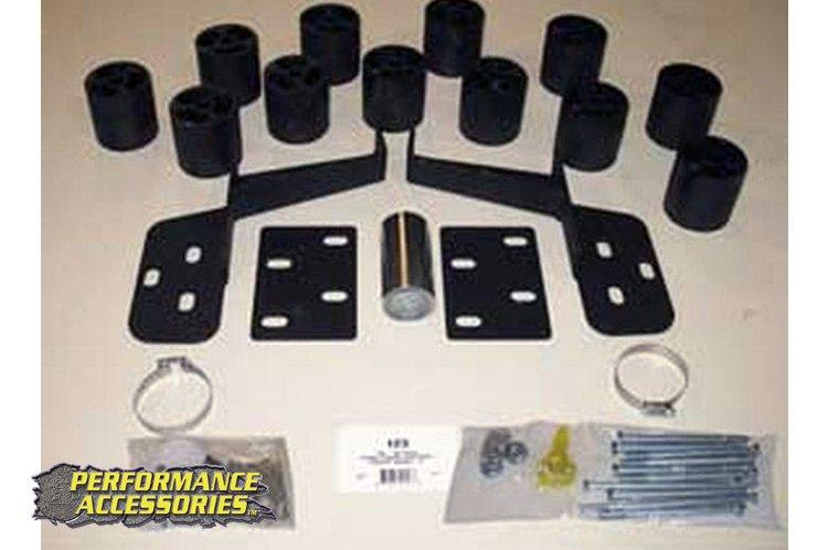 3in GM Body Lift Kit (95-99 Tahoe/Yukon/Suburban