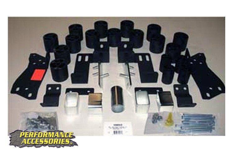 3in GM Body Lift Kit (99-02 1500/2500 PU)