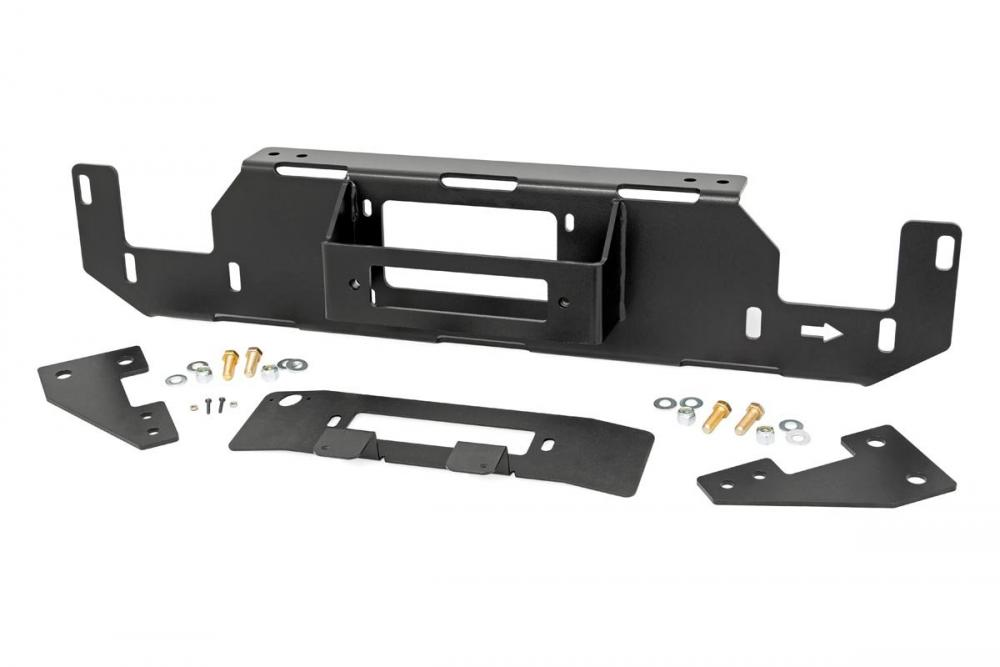 Ford Hidden Winch Mounting Plate (15-20 F-150 |