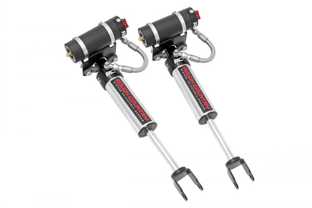GM Front Adjustable Vertex Shocks (11-19 Silvera