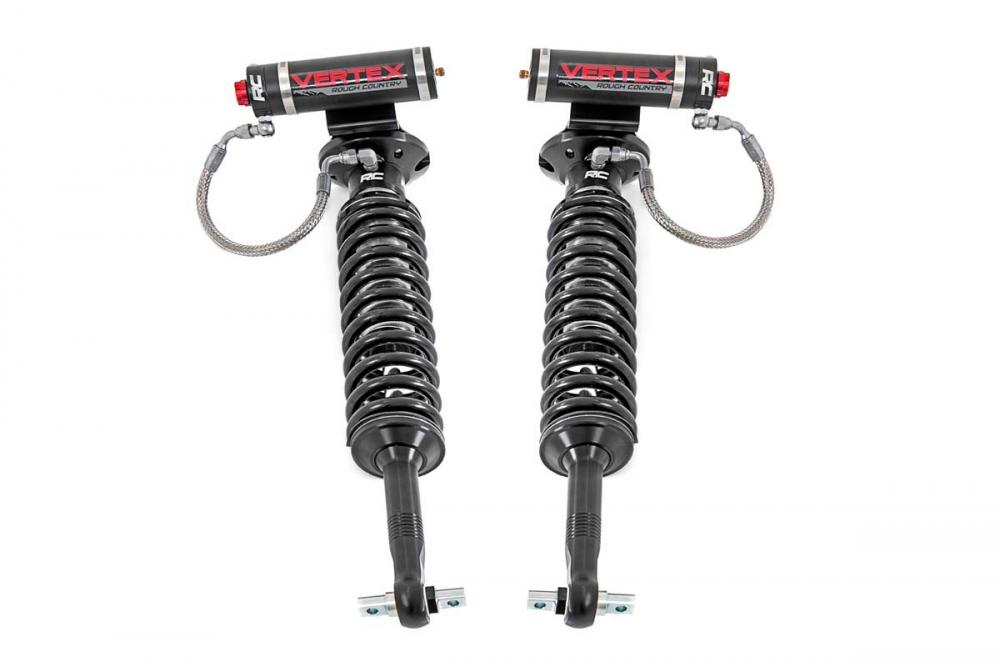 2in Ford Front Adjustable Vertex Coilover Leveli