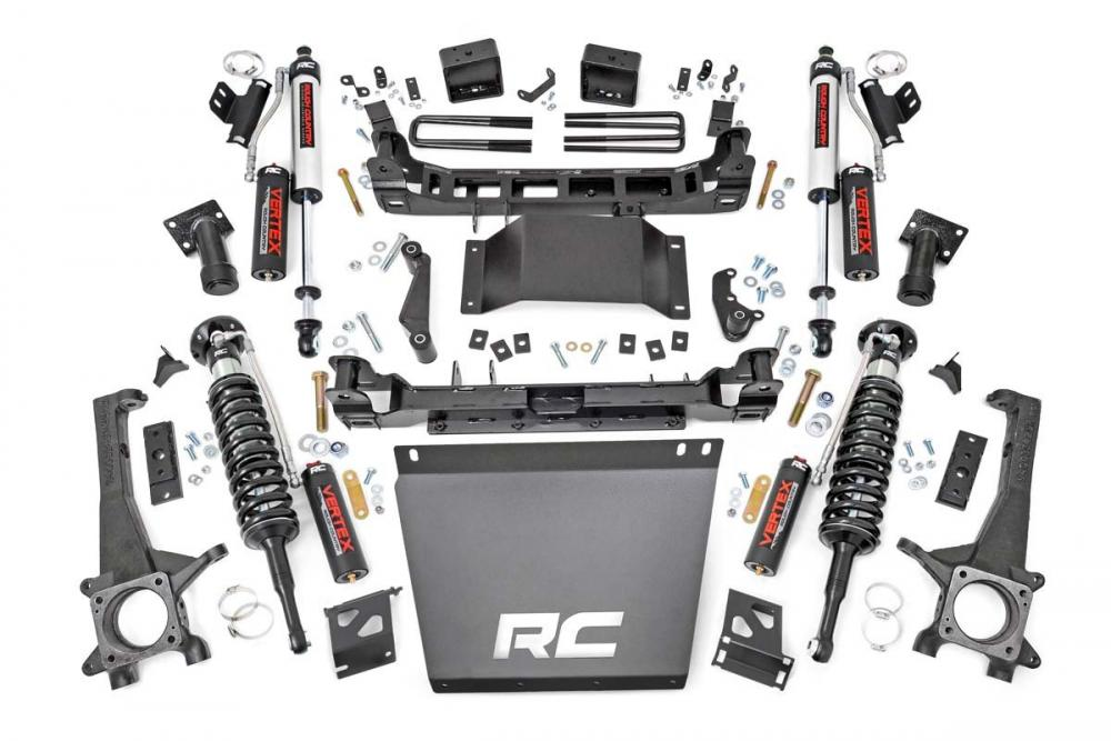6in Toyota Suspension Lift Kit w/ Vertex Shocks