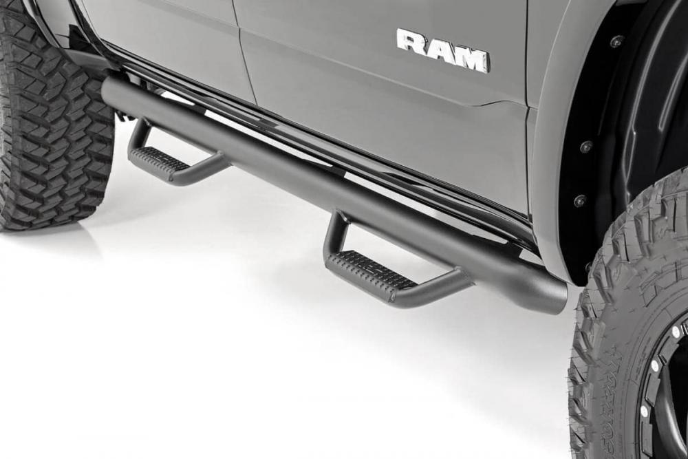 Ram Cab Length Nerf Steps (19-20 Ram 1500 Crew C