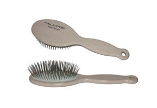#1 All Systems Small Wooden Brush