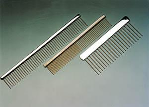 Comb - #1 DeMatting  (right)