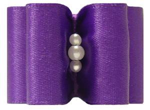 Medium Bow Purple