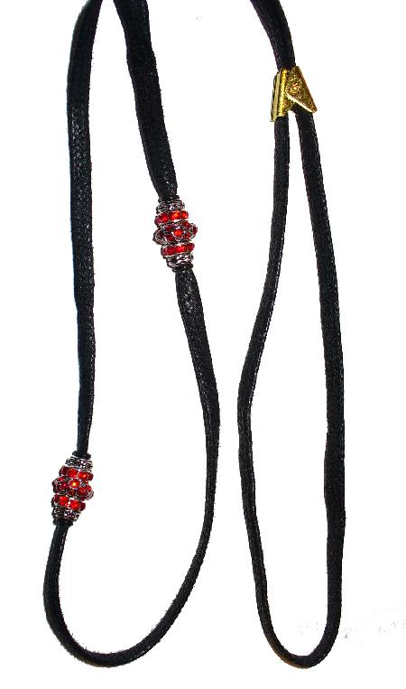 Beaded Slip Leads