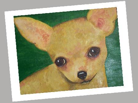 Chihuahua Card