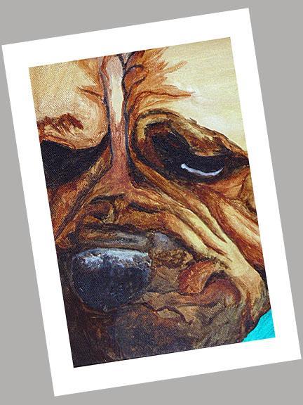 Mastiff Card