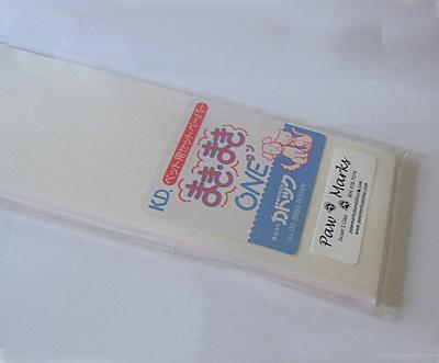 Rice Paper White 4