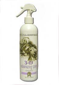 Spray 3-D Volumizing  12oz