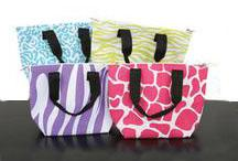 Animal Print Insulate Tote