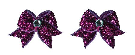 Bows - Maltese Glitter Ribbon Sets