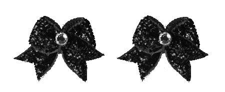 Bows - Maltese Glitter Ribbon Sets