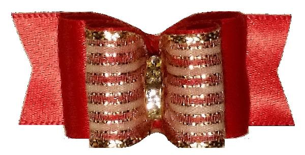 Yorkie Bow with Tags