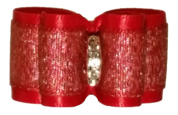 Medium Bow Red