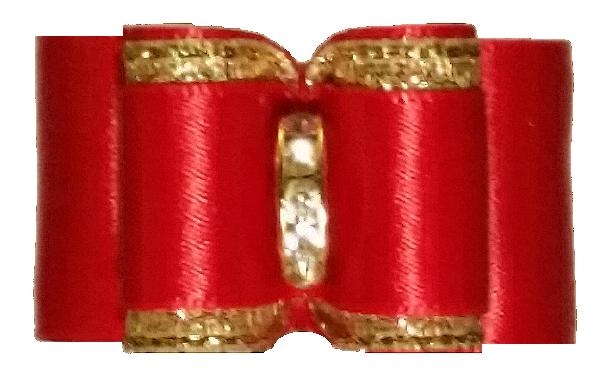 Medium Bow Red