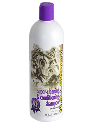 #1 Shampoo - Super-Cleaning and Conditiong Shampoo