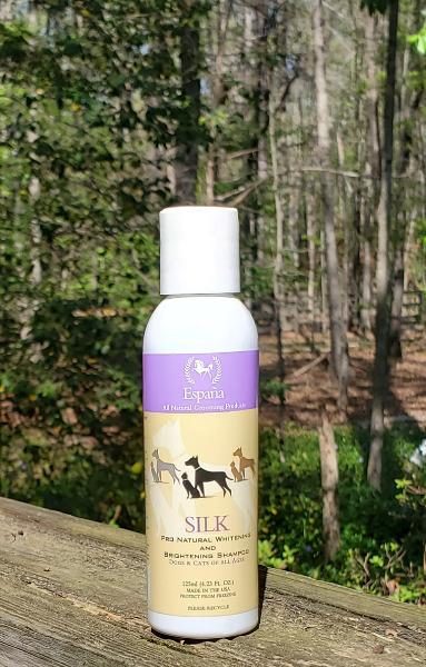 Espana Silk Whitening and Brightening Shampoo 4 oz