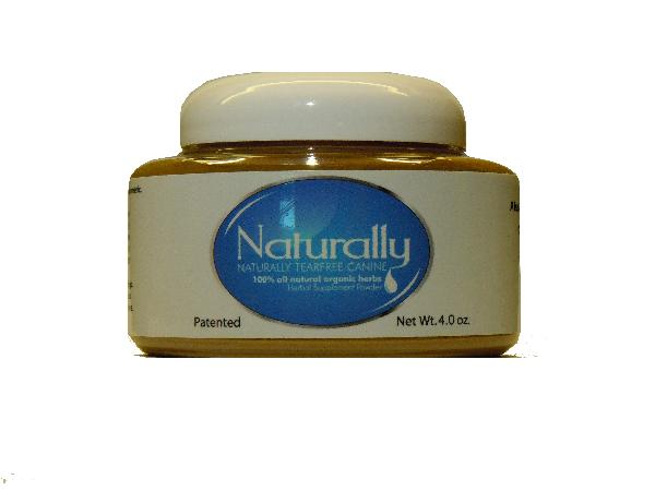 Naturally Tearfree Canine Capsules