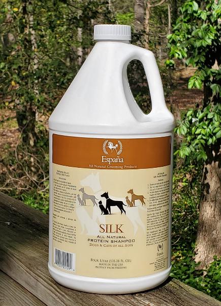 Espana Silk Protein Shampoo 4 Liter