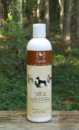 Espana Silk Protein Shampoo 1/2 Liter