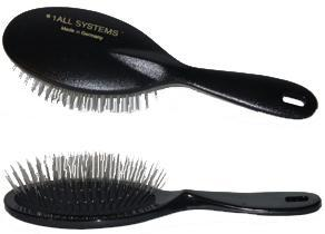 #1 All System Large Oval Brush