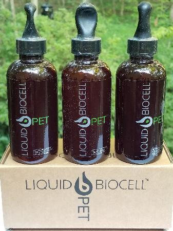 Liquid BioCell Pet 3 pack