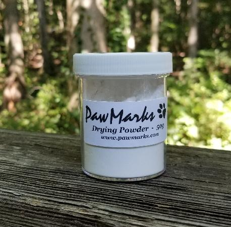PawMarks Drying Powder 50g