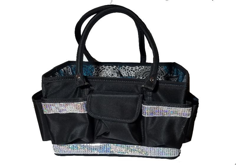 Grooming Tote with Bling