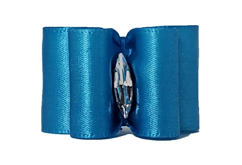 Large Bow Turquoise