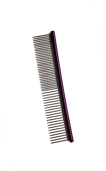 Comb -Pocket Comb Purple