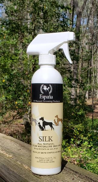 Espana Silk Waterless Shampoo 1/2 L