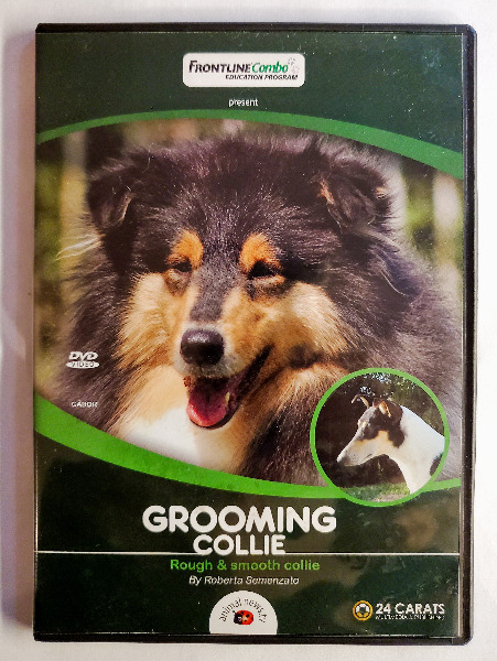 Grooming Collies - Rough and Smooth Video