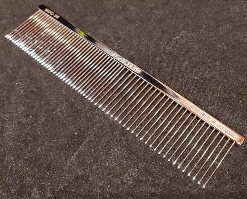 Comb - Madan Chrome Square Top