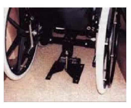 $ EZ-Lock wheelchair docking