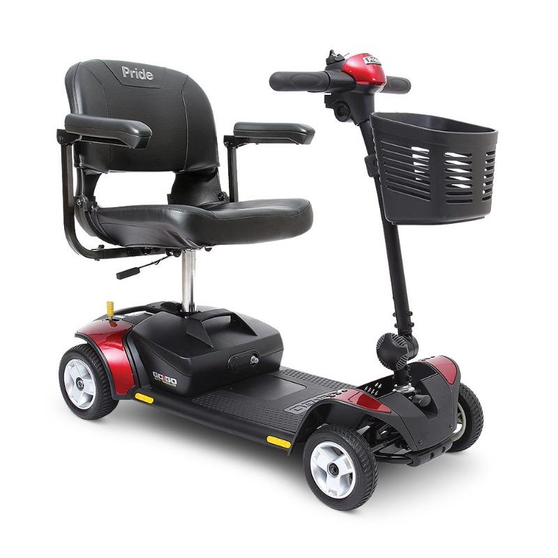 $Pride Mobility Go-Go Elite Traveller® 4-Wheel