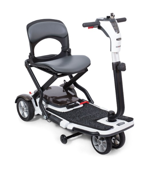 $Pride Mobility Go-Go® Folding Scooter 4-Wheel