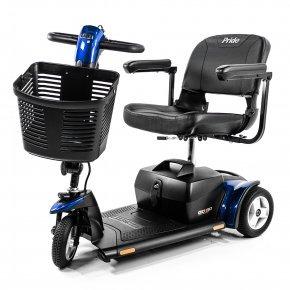 $Pride Mobility Go-Go Elite Traveller® Plus 3-Wheel